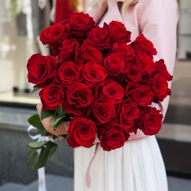 Big roses Fredom by piecees