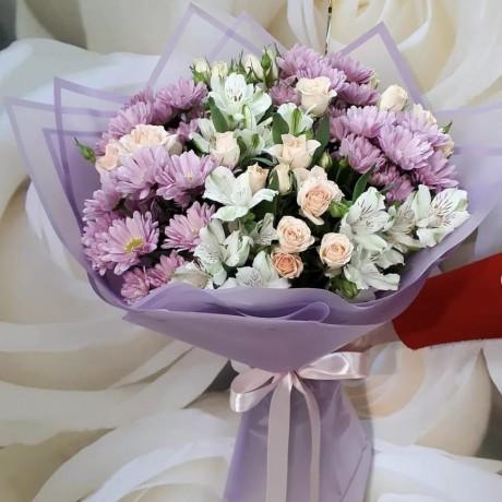 Bouquet of Bush rose...